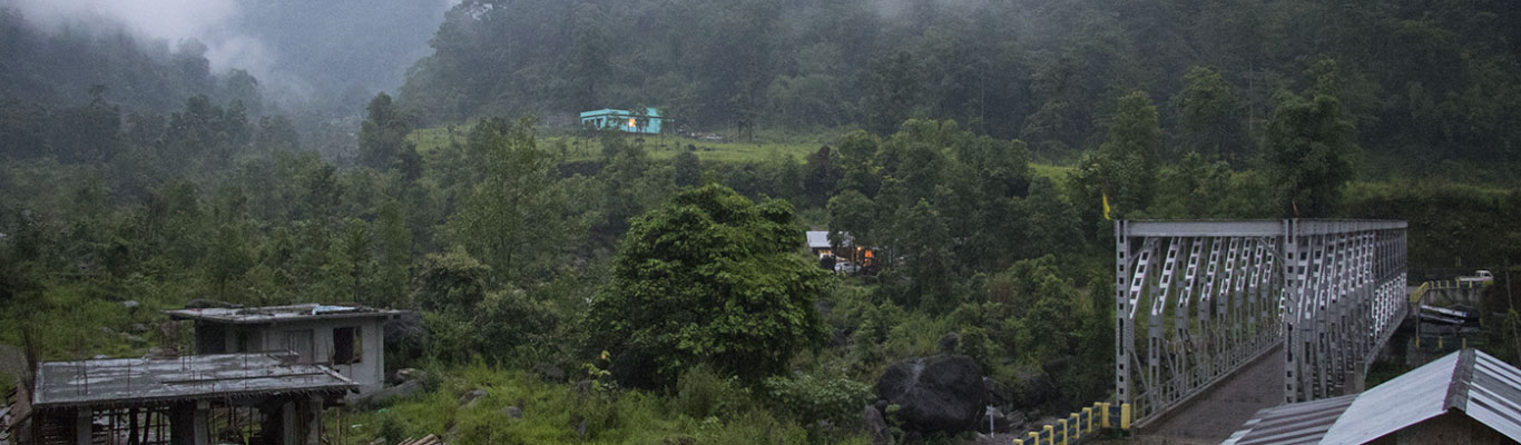 View of Jogighat at Lower Sittong